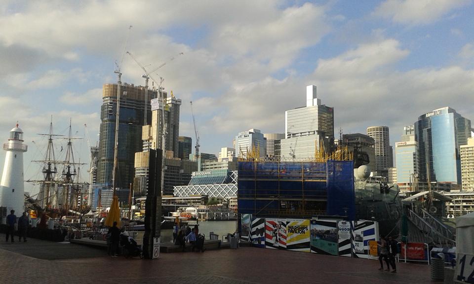 FIAF 2015 – Sydney i Canberra