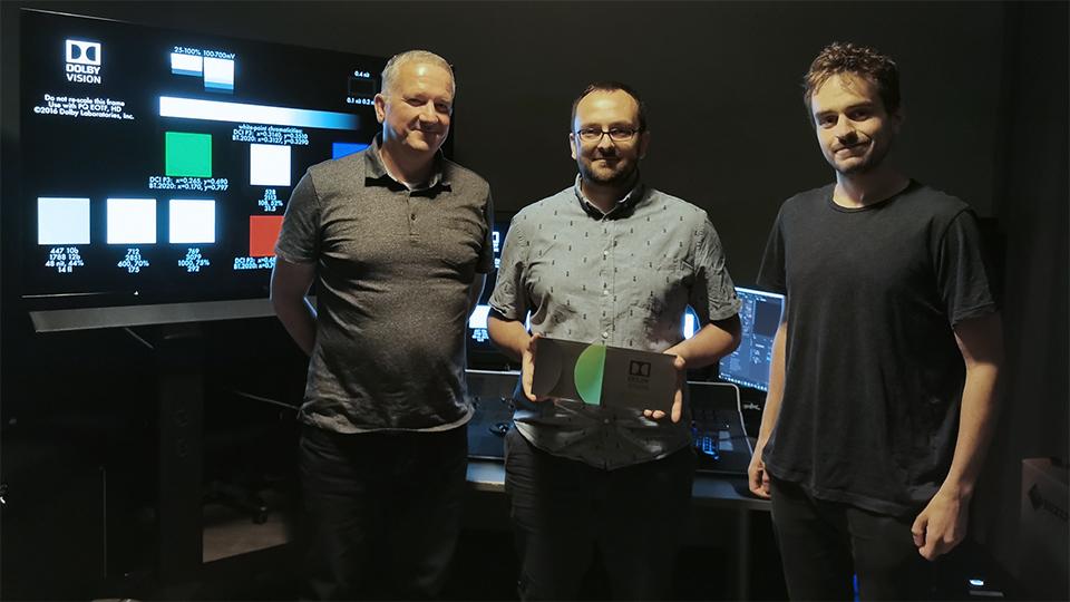 Fixafilm – jedyna firma w Polsce z certyfikatem Dolby Vision!