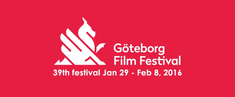 The 39th Göteborg Film Festival