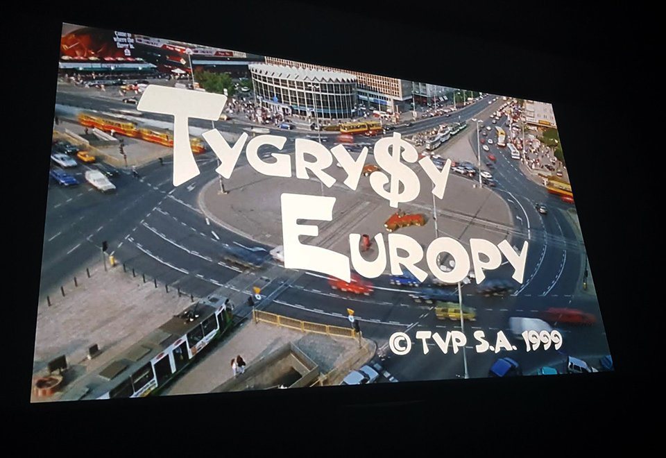 Restoration of the series Tygrysy Europy complete!