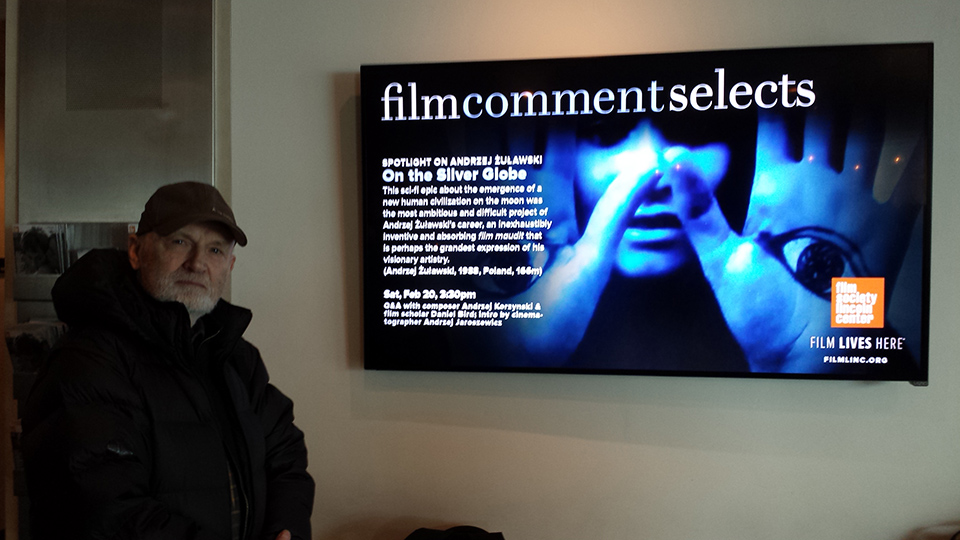 On the Silver Globe re-premiere at the Lincoln Center, NY