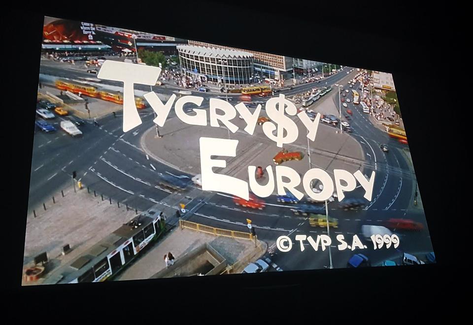Zakończyliśmy rekonstrukcję serialu Tygrysy Europy!