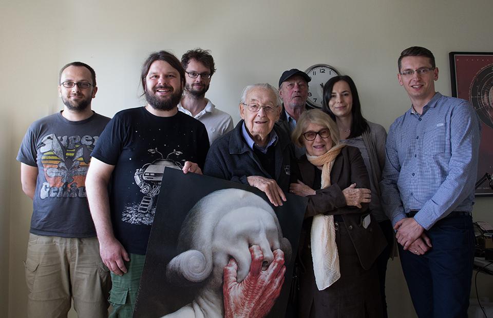 Director's screening of Andrzej Wajda's Danton
