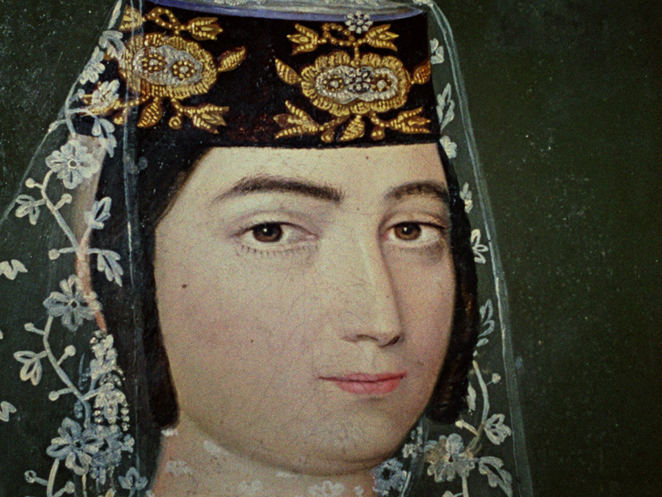 Works by Parajanov at the 57th New York Film Festival