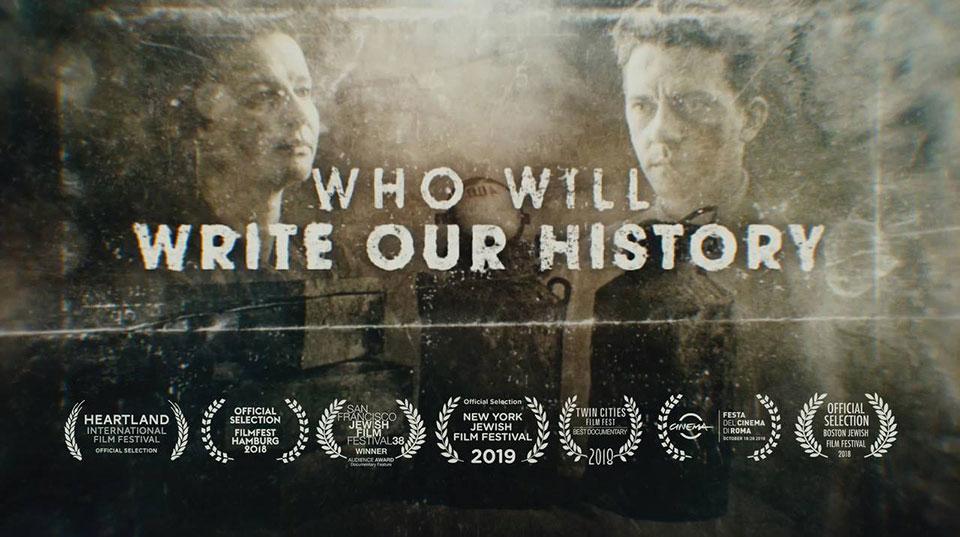 """""""Kto napisze naszą historię"""" na ekranach kin całego świata!"""