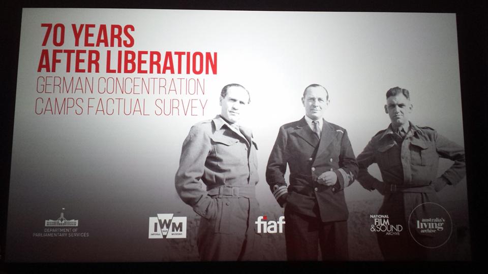 Premierowy pokaz zrekonstruowanego filmu o obozach koncetracyjnych