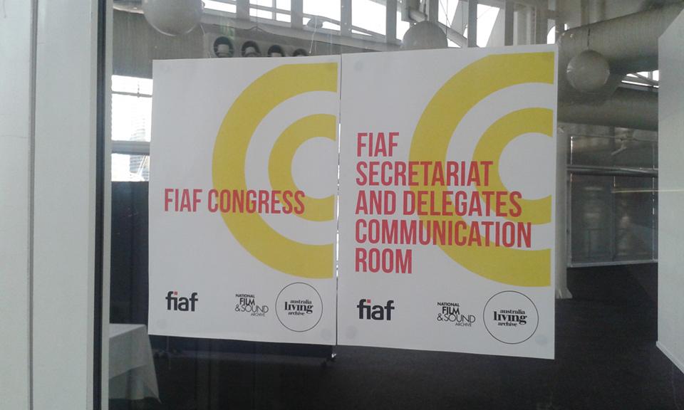 FIAF 2015
