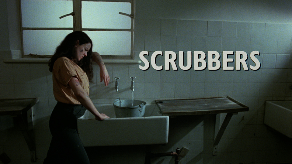 """""""Scrubbers"""" – remastering"""